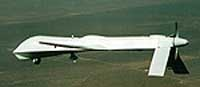Predator UAV's have been operational in Bosnia since 1995, where they have flown over 600 missions for more than 4,000 hours in support of NATO, UN and US operations.